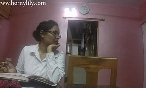 aunt  horny mature  indian moms  office