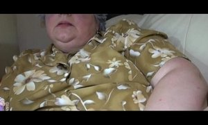bbw  girl  granny  masturbating  old cunt  young