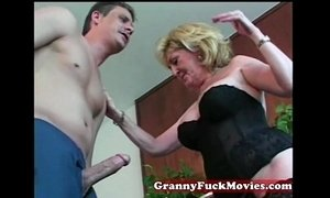 granny whores young