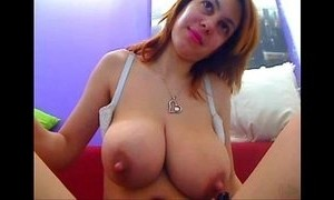 huge boobs  puffy nipples