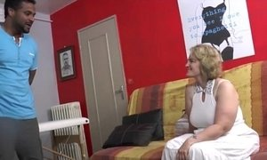 bbw  big ass  blonde mature  fuck  pretty  son and mommy