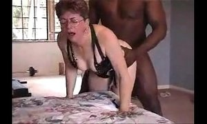black mature  friend of son  fuck  grandma  granny