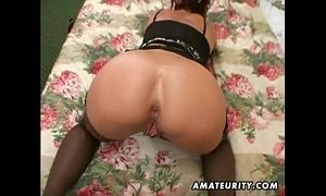 amateurs  ass to mouth  cougar mama  cum  naughty older woman  playing